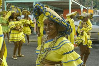 Un carnaval de couleurs
