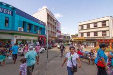 Image d'illustration de Suva, la capitale de Fidji.