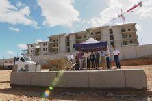 Les travaux de la gendarmerie vont cohabiter avec bien d'autres chantiers.