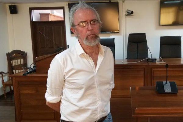 Laurent Martin président du tribunal administratif