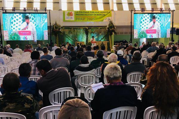 Politique Publique Agricole Provinciale. Bourail