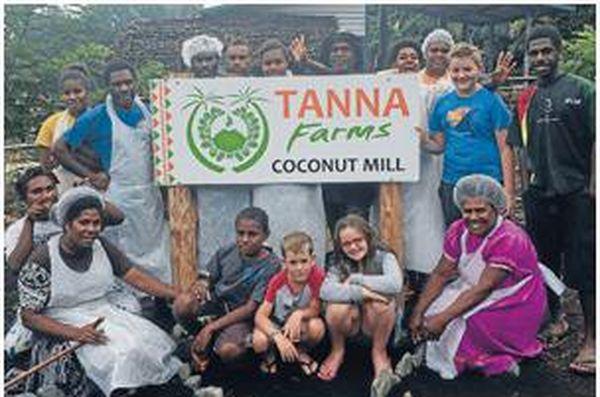 Tanna Farms Vanuatu