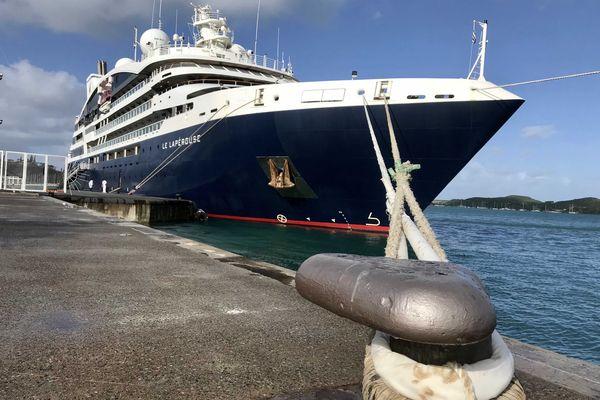 Coronavirus, retour des résidents de Wallis et Futuna par le Lapérouse de Ponant, 8 mai 2020