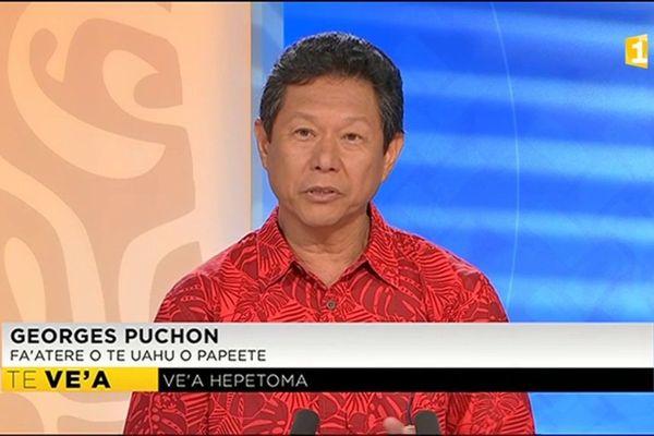 Invité de l'hebdo : Georges Puchon, directeur du Port Autonome