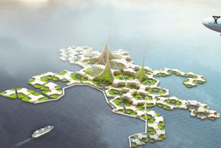 The Seasteading Institute / ville flottante