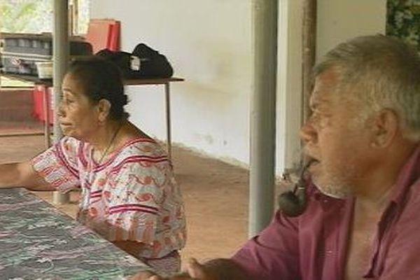 Peleta Mavaetau et son mari