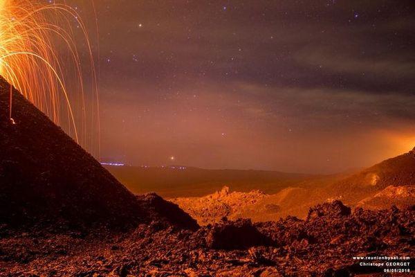 volcan mai 2018
