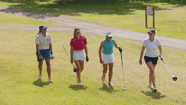 Golf filles