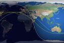 Où vont tomber les restes de la fusée chinoise ?