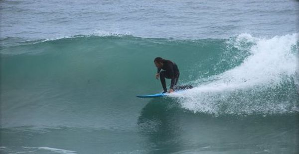 Surfeur Yohann Cornillon