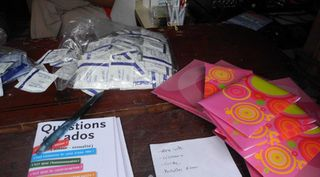 preservatifs