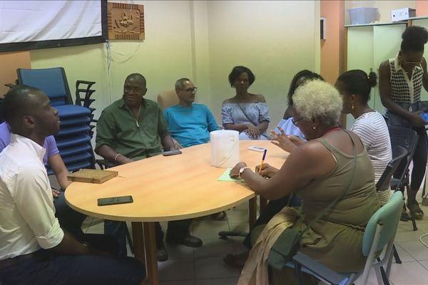 Rencontre entre les syndicats et la direction du Centre Hospitalier de l'Ouest Guyanais
