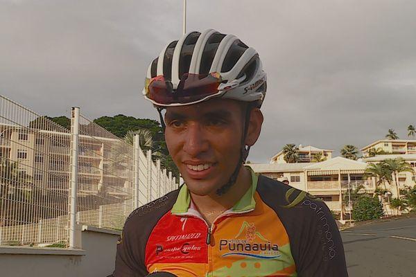 Cyclisme : Grand prix Punauuia, Kahiri récidive