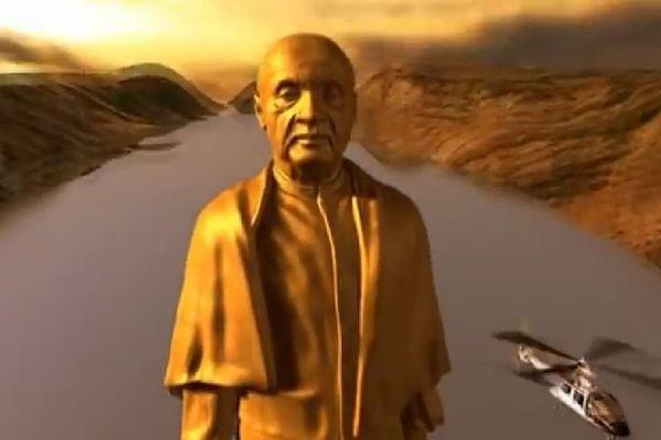 Statue Inde