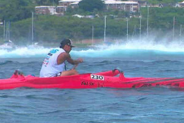 Revi Thon Sing champion de la Taure'a Race