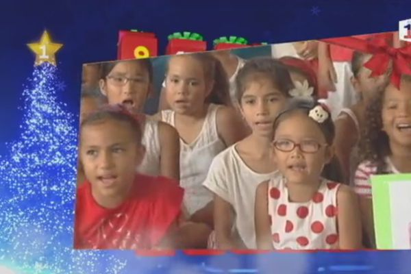 Les voeux des enfants du fenua - Jour 10