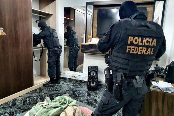 "OPération de police ""Douce illusion"""