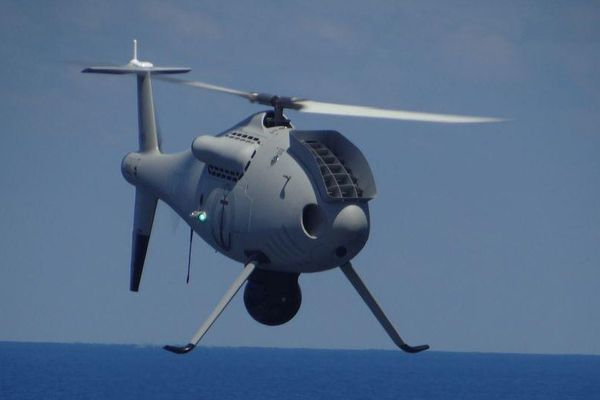 Drône Palau