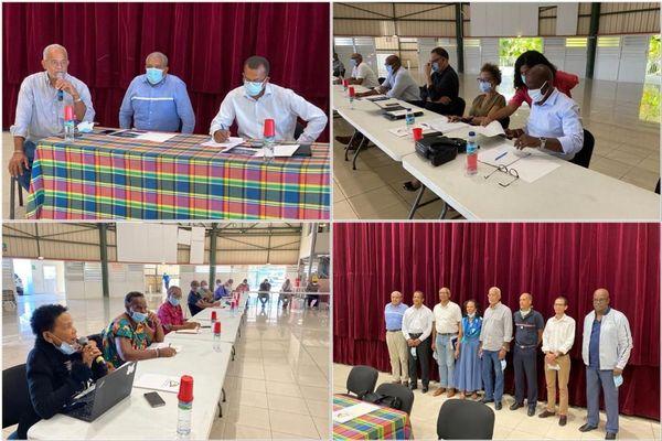 Comité de vigilance du volcan de Martinique