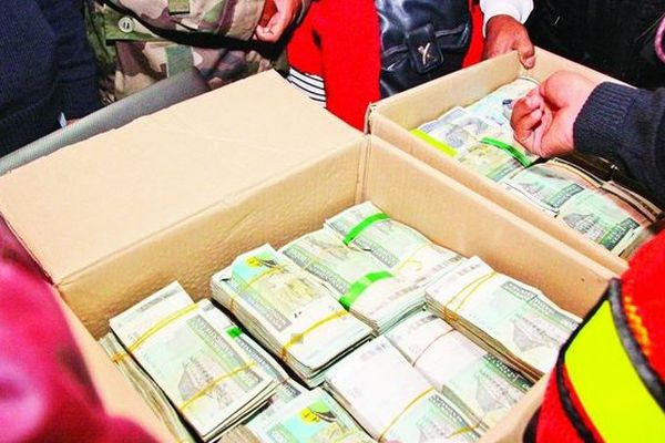 Billets de banque de Madagascar