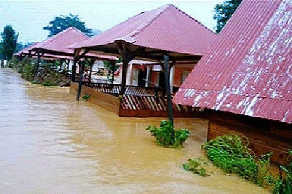 Inondation dans le Nord de Madagascar