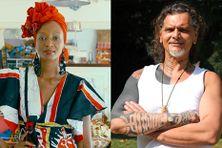 Emmanuelle Soundjata et Po'Oino Yrondi se dévoilent dans outremer.story