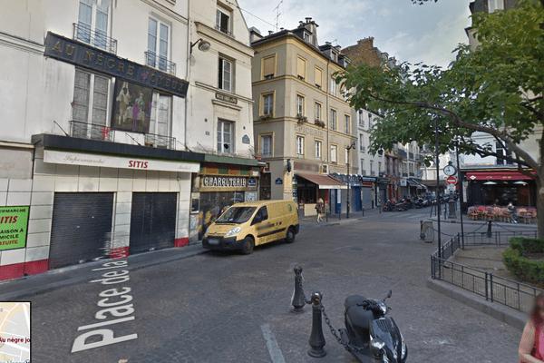 Negre Joyeux Paris