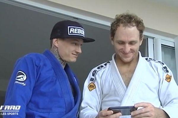 Deux aito sacrés champions de monde en Jiu-Jitsu brésilien - Tu'aro Sports 12 06 2016