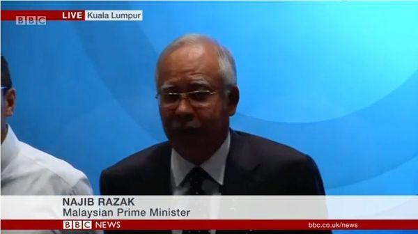 1er ministre de malaysie