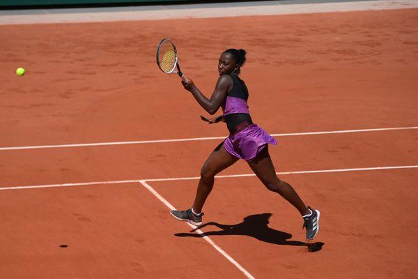 Océane Babel - 1er tour de Roland Garros 2021