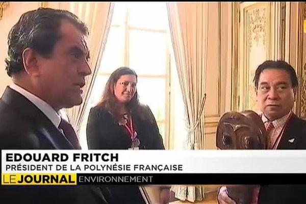 COP 21 : Paris capitale de la lutte contre le réchauffement climatique