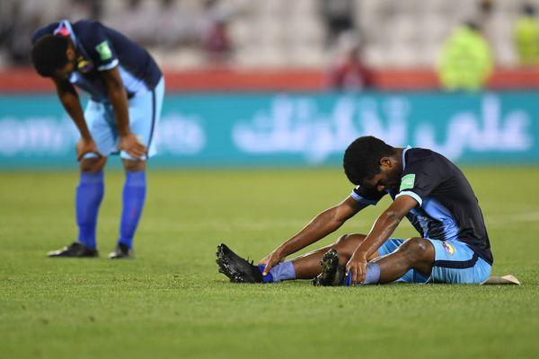 Hienghène Sport a joué au-delà de ses limites contre Al-Sadd. La combativité affichée est une victoire en soi.