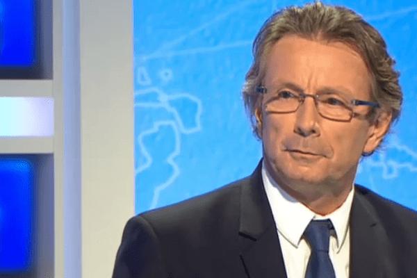 Le recteur de Guyane, Philippe Lacombe