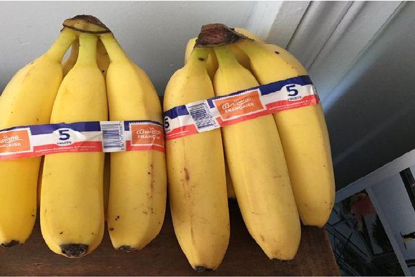 Bananes martinique