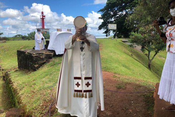 Emmanuel Lafont, évêque de Guyane