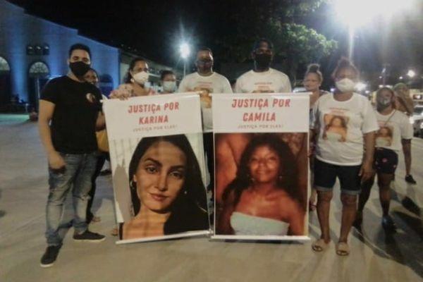 Justice pour Karina et Camila à Macapa