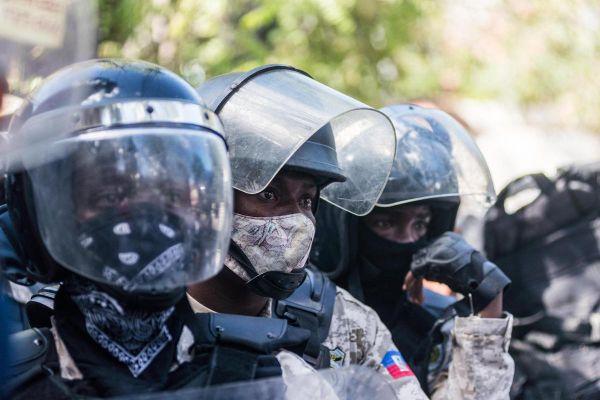 Policiers Haïti