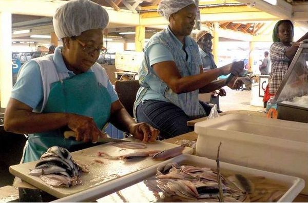 Barbados Oistins Market