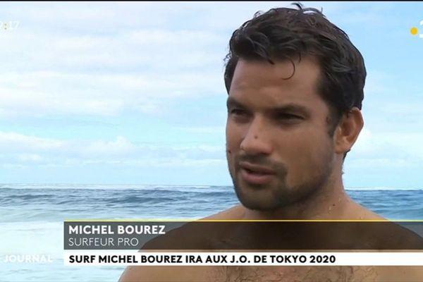Michel Bourez pré sélectionné pour les Jeux Olympiques