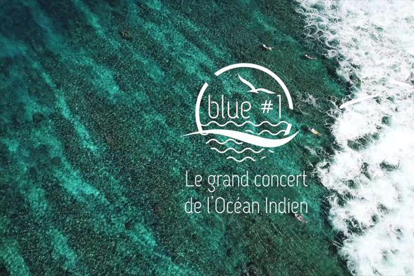 Blue 1 le grand concert de l'Océan Indien