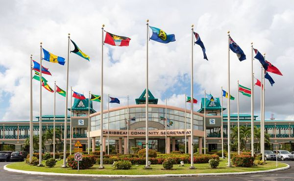 CARICOM siège Guyana