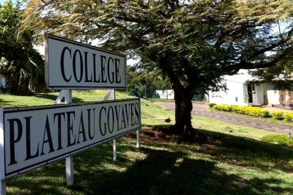 Saint-Louis : Collège Plateau Goyaves