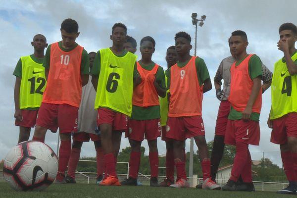 Football : les U15 prêts à reconquérir le mémorial Claude Elise.