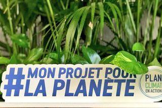 Mon projet pour la planète