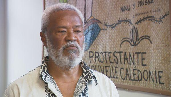 Pasteur Var Kaemo, président de l'EPKNC