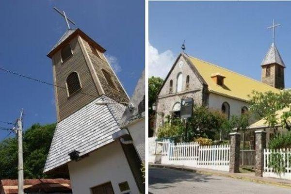 Nouvelle église de Terre de Bas