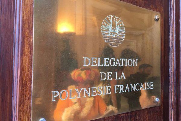 Délégation de la Polynésie française