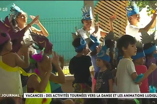 Te Tama Heiva : des activités tournées vers la danse et les animations ludiques