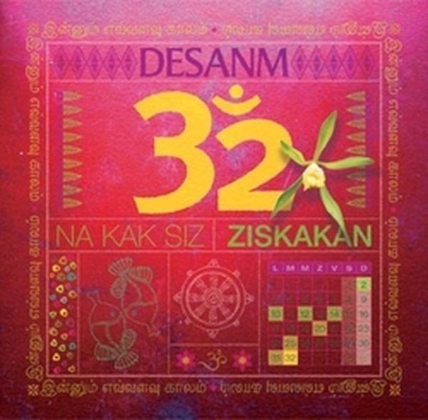 Pochette album Ziskakan 32 desanm