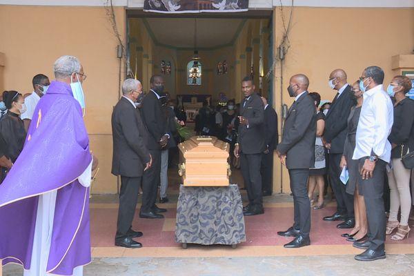 Funérailles de Serge Patient
